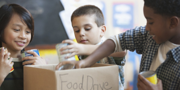 25 Ways to Teach Your Child the Spirit of Giving…