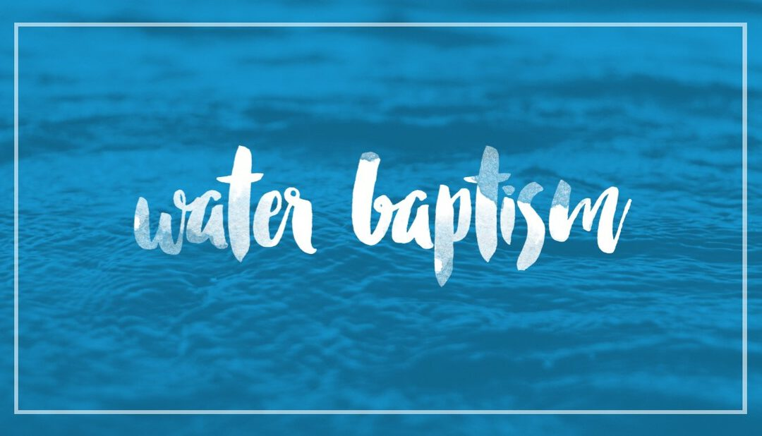 So you're getting baptized?!?!?! (Baptism 101)