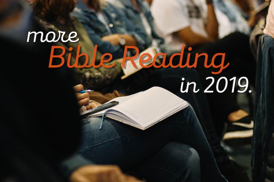 Bible Reading Plans (2019)