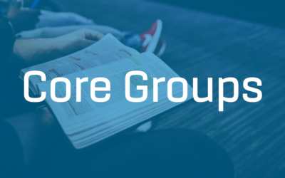 Core Groups Fall 2019