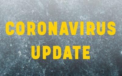 Coronavirus Update (March 13)