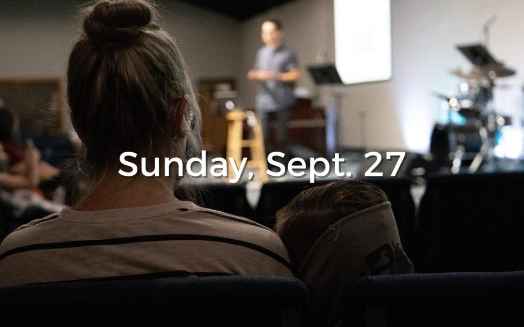 RECAP: Sunday, Sept. 27, 2020